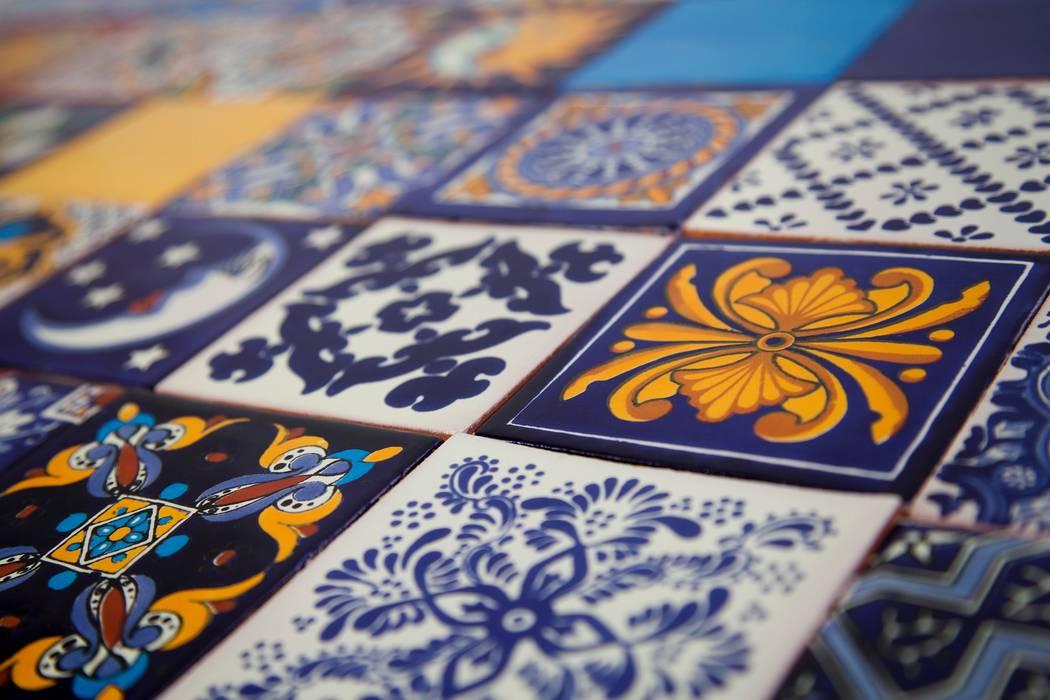 tropical  by Kolory Meksyku, Tropical Pottery