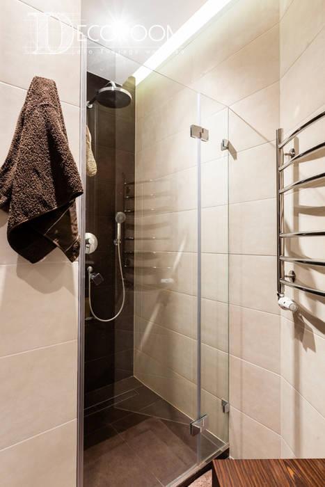 Mieszkanie w klasycznej kolorystyce. Klasyczna łazienka od Decoroom Klasyczny