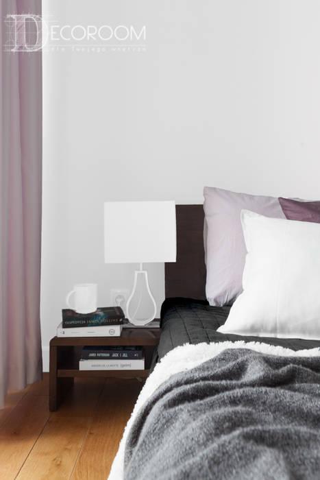 Moderne slaapkamers van Decoroom Modern