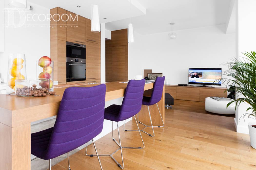 Moderne keukens van Decoroom Modern