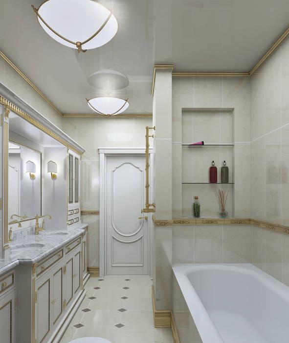 homify Klassische Badezimmer Weiß