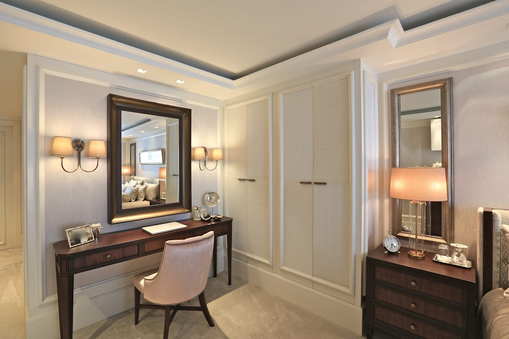 Dormitorios de estilo moderno de Kerim Çarmıklı İç Mimarlık Moderno