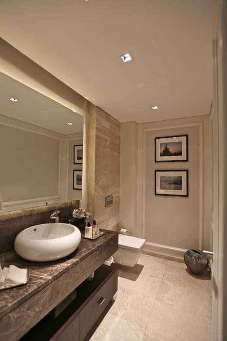 Salle de bain moderne par Kerim Çarmıklı İç Mimarlık Moderne
