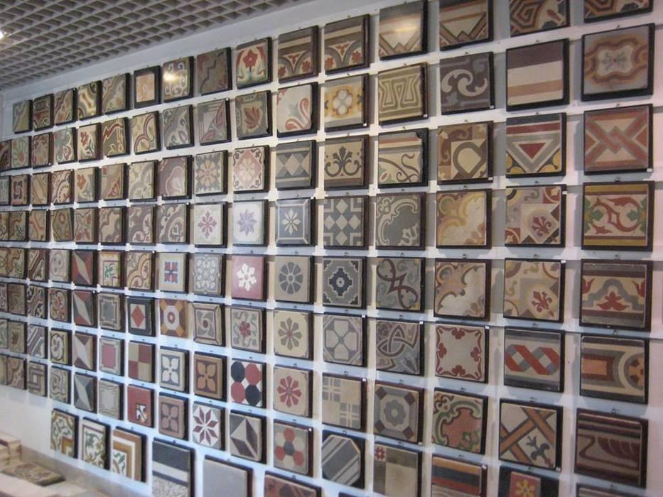 Cementine artigianali anche da recupero : pareti & pavimenti in