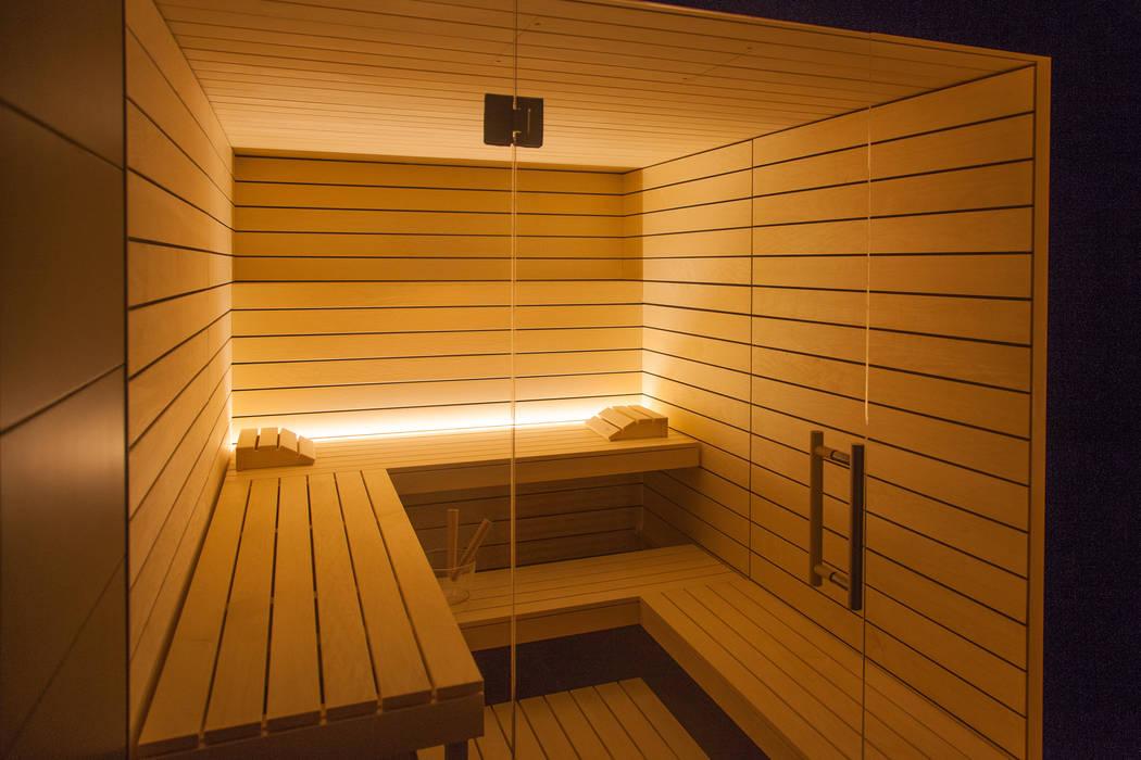 Spa Gaya Skandinavia Oleh corso sauna manufaktur gmbh Skandinavia