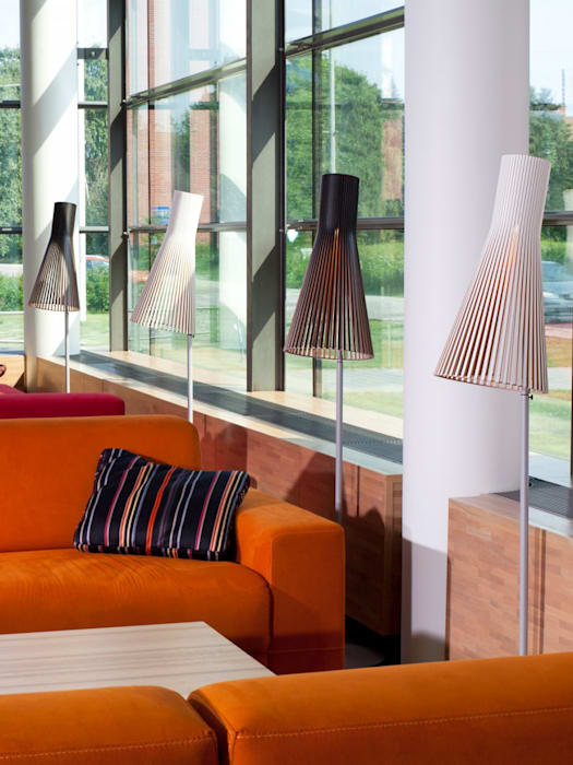 Designort Office spaces & stores Wood White