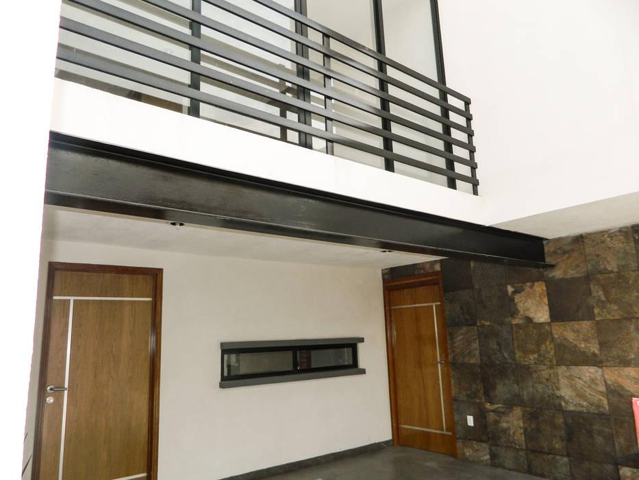 Real de Palmas 01 Garajes modernos de ECNarquitectura Moderno