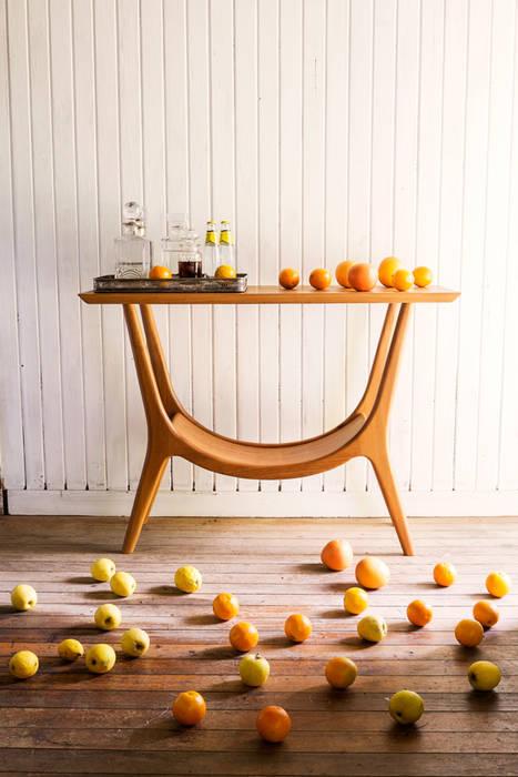 scandinavian  by Wood Feelings, Scandinavian Solid Wood Multicolored