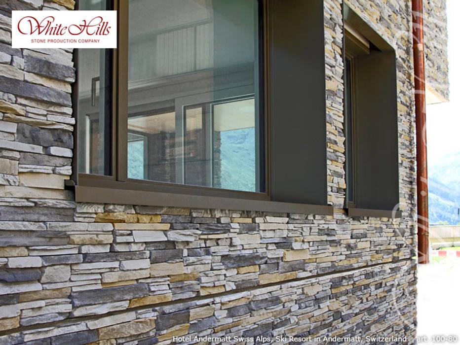 Hotel Modern Oleh White Hills Stones GmbH Modern Batu
