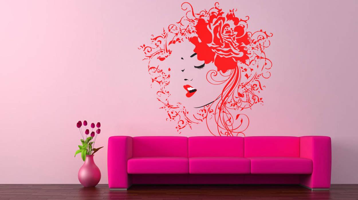 BrutalVisual Salas/RecibidoresAccesorios y decoración Rojo