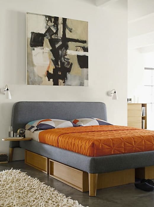 modern  by Design Within Reach Mexico , Modern Textile Amber/Gold