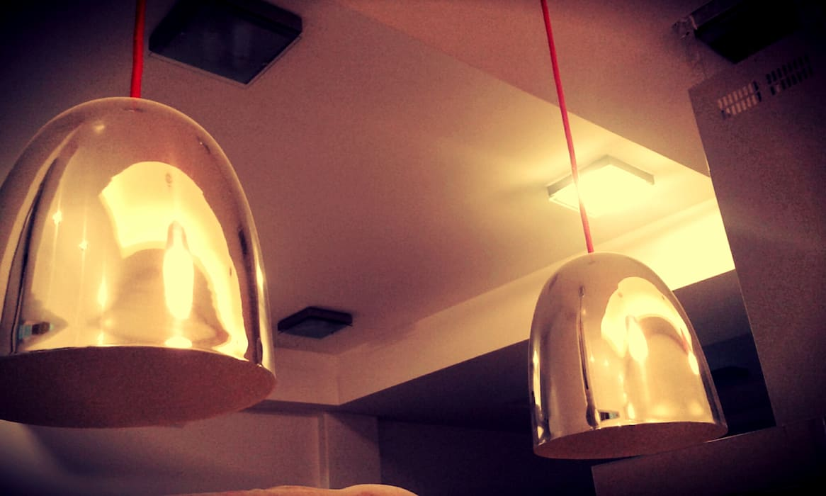 COCINA: Cocinas de estilo  por ARQ DANIEL CARRIZO