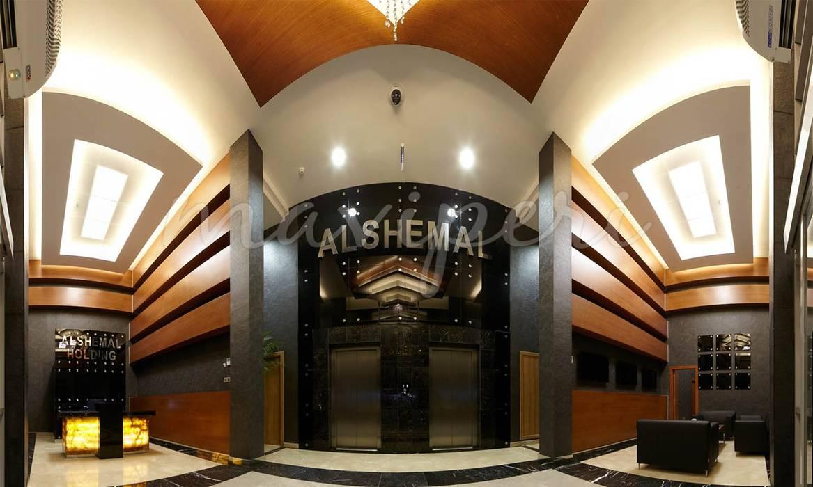 Al-Shemalco Holding Binası by Maviperi Mimarlık