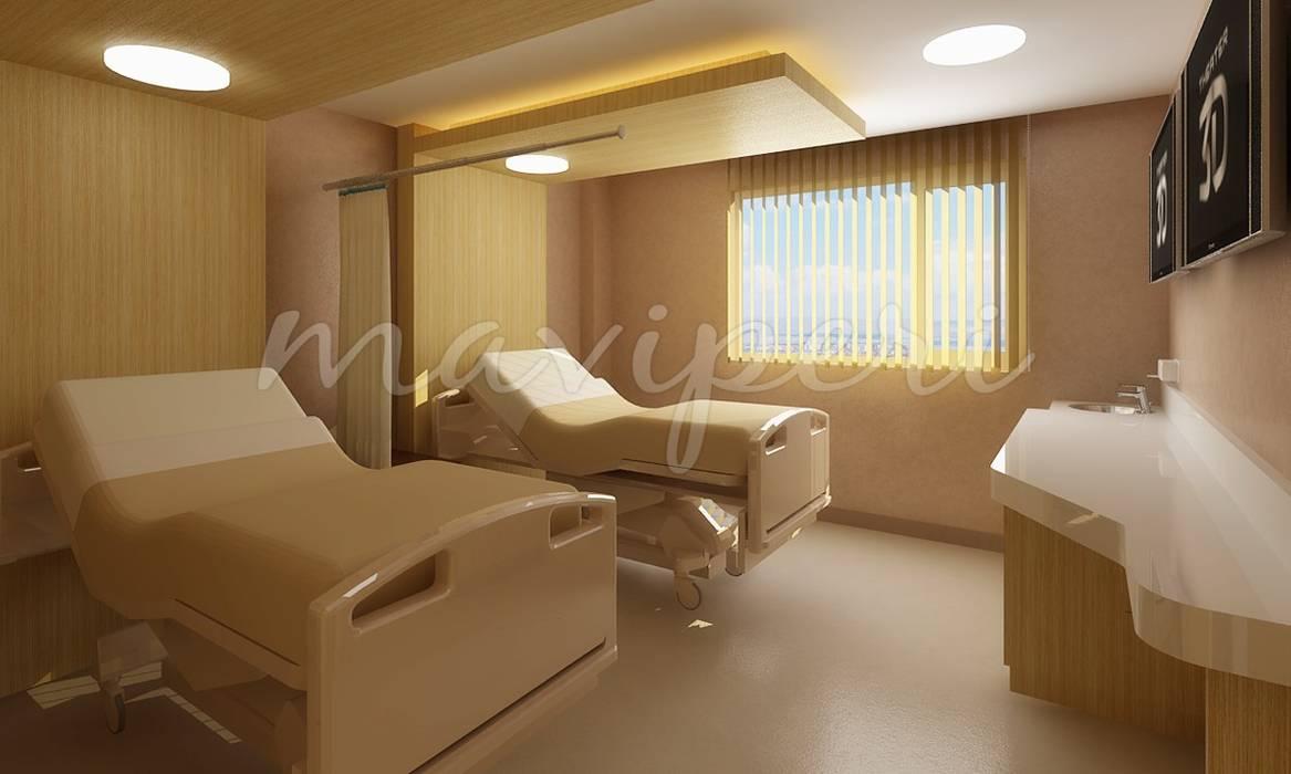 Kastamonu Fizik Tedavi Merkezi:   by Maviperi Mimarlık,