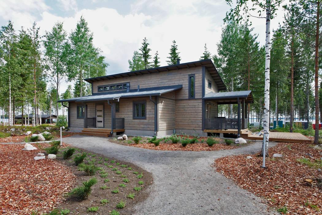 homify Casas de estilo escandinavo
