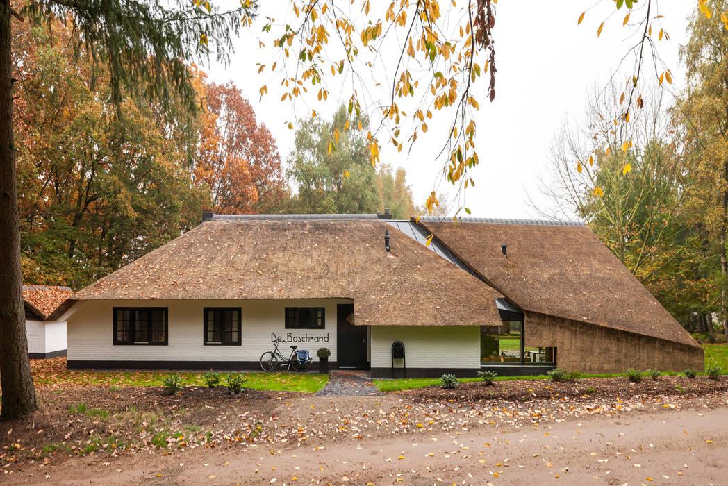 Maas Architecten Maisons modernes