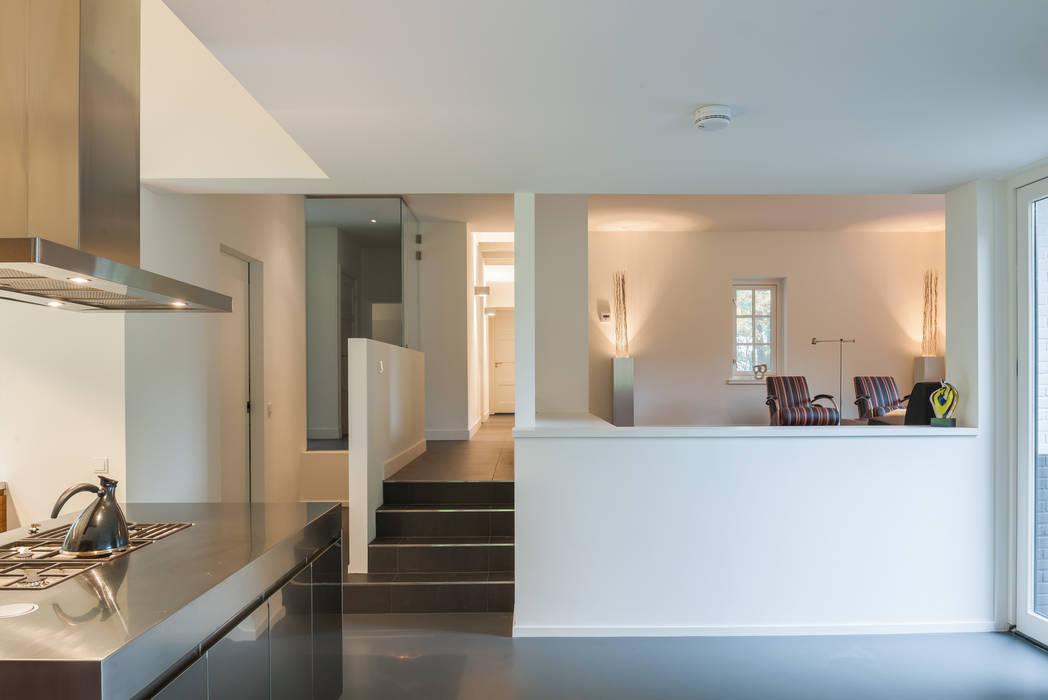 Maas Architecten Salle à manger moderne