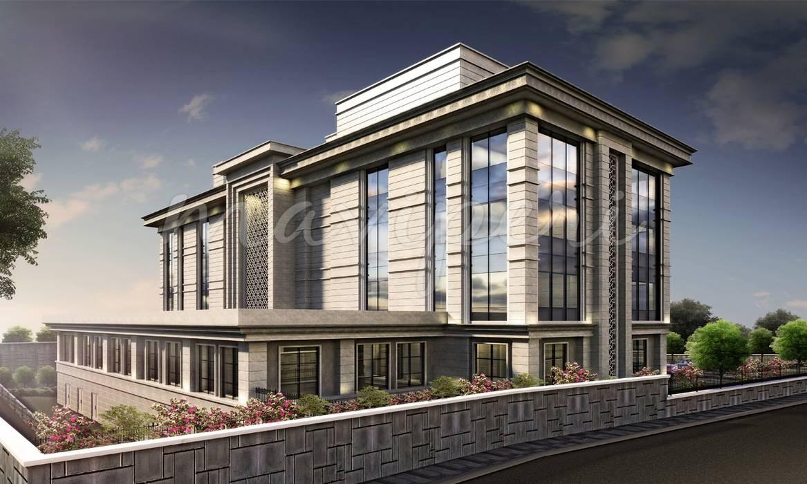 Giresun Espiye Adalet Sarayı by Maviperi Mimarlık
