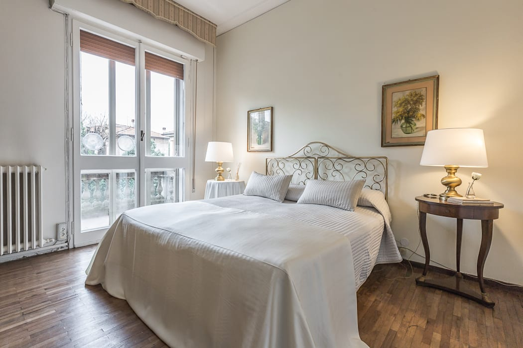 Bologna Home Staging Classic style bedroom