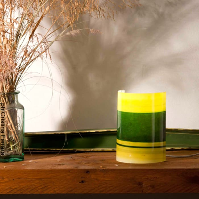 L'agave: Soggiorno in stile in stile Moderno di Isola. Fotografia e Design