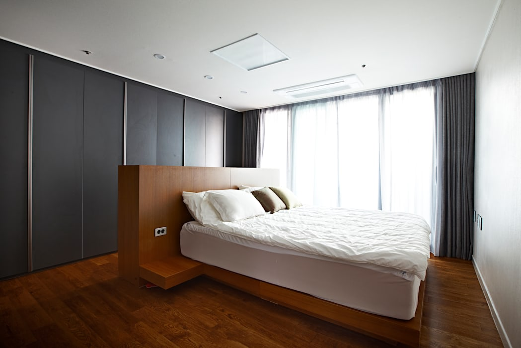Bedroom by housetherapy, Modern