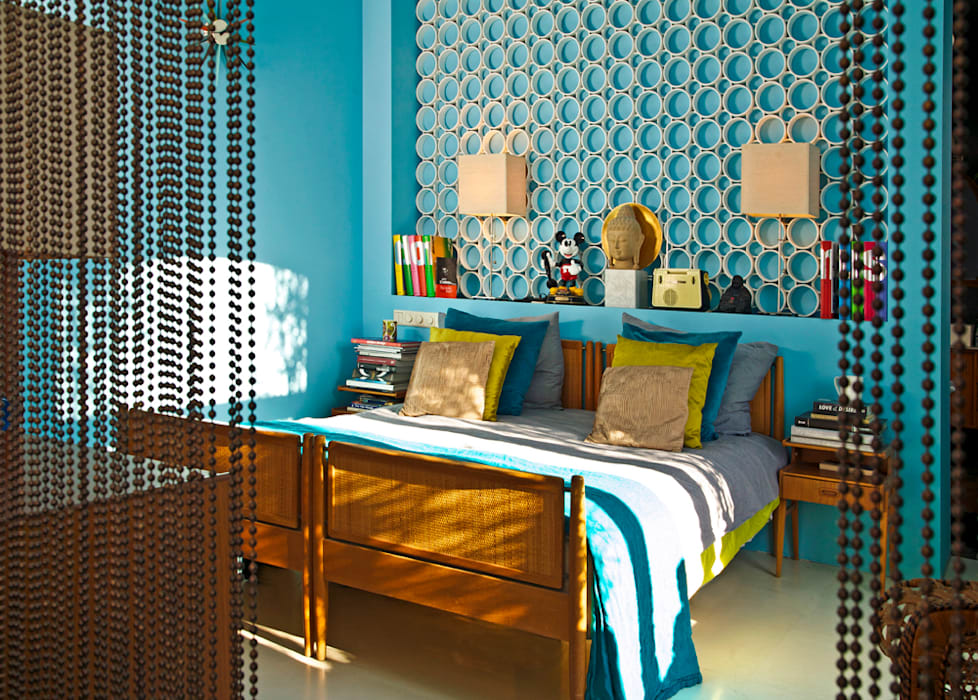 Eclectic style bedroom by Baltic Design Shop Eclectic