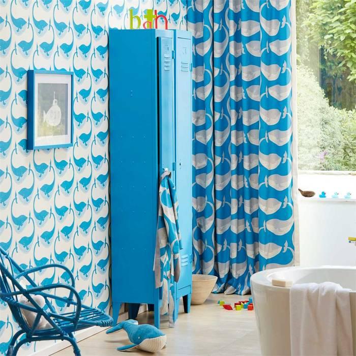 Formafantasia WohnzimmerAccessoires und Dekoration Papier Blau
