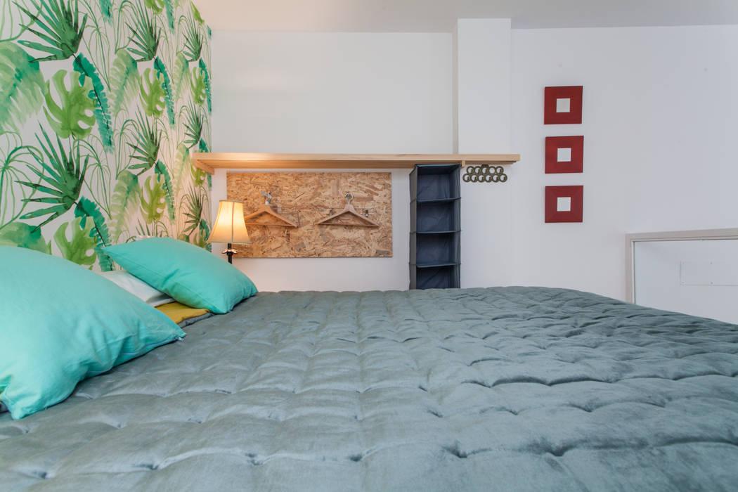ห้องนอน โดย Pablo Cousinou, โมเดิร์น