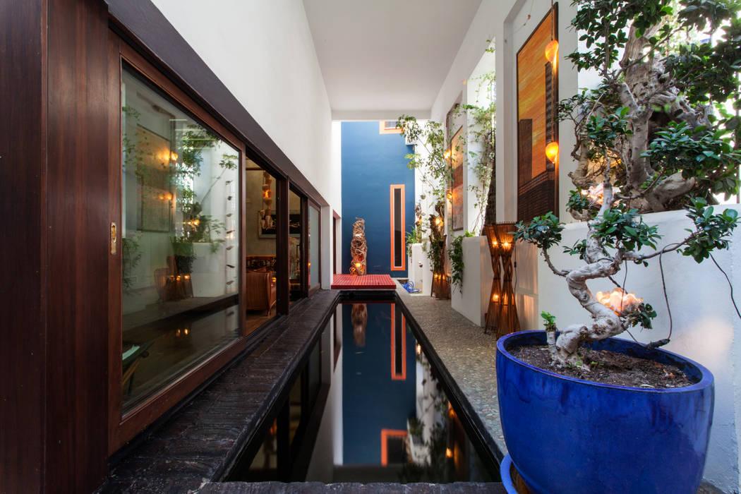 Terrasse de style  par Pablo Cousinou, Asiatique