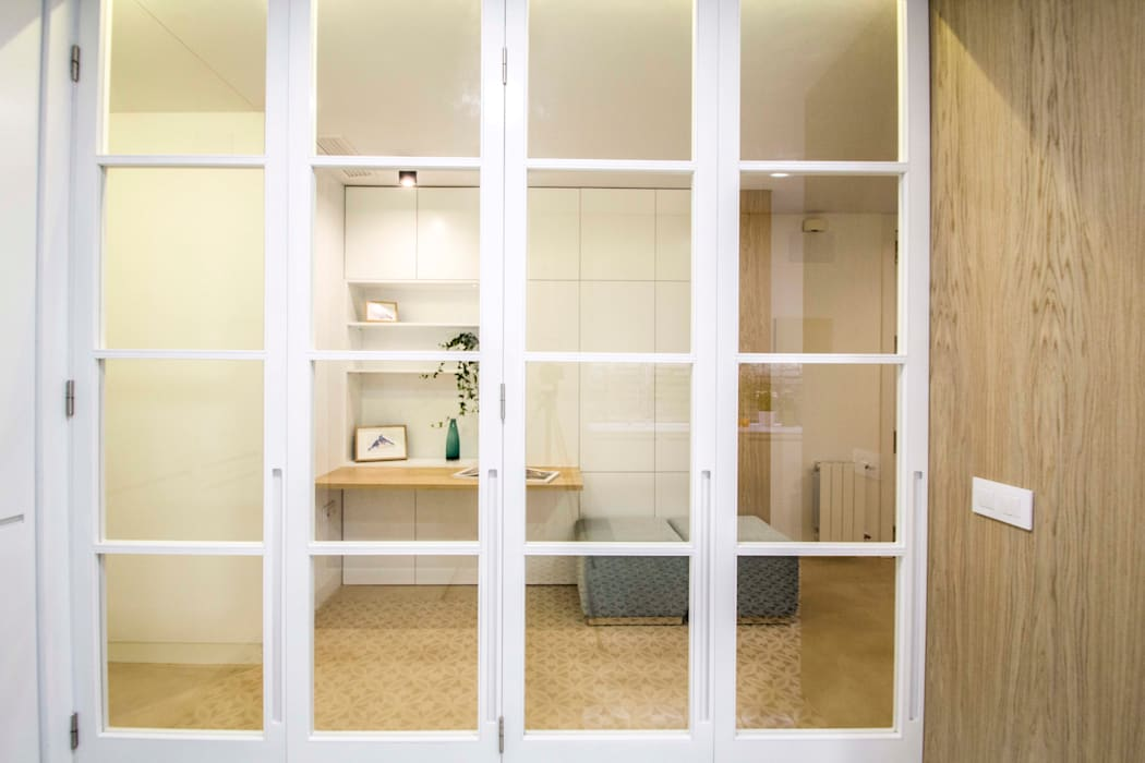 Oficinas de estilo  por DonateCaballero Arquitectos,