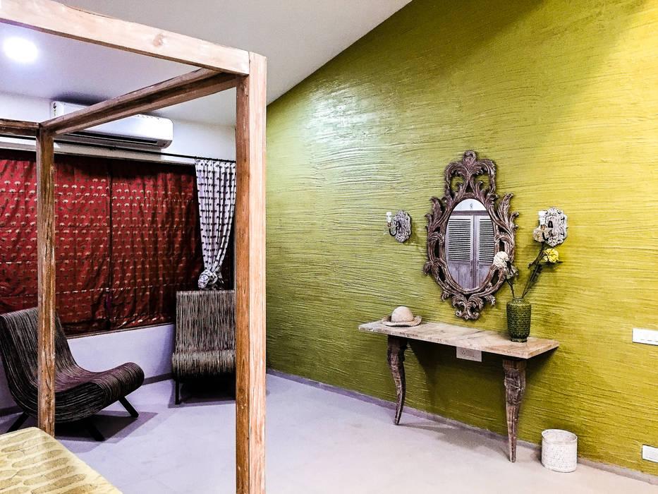 Chambre tropicale par Studio A Tropical