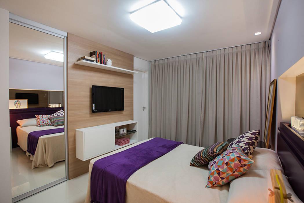 Apartamento A&R: Quarto infantil  por Casa2640,