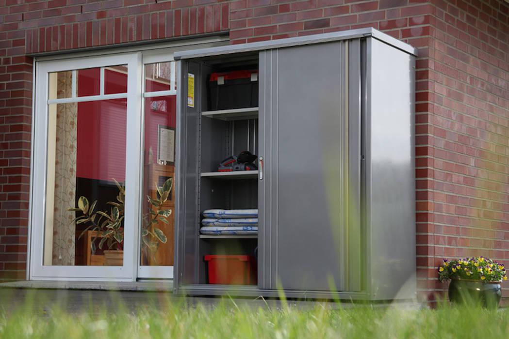 Gartenhaus2000 GmbH Garagens e arrecadações modernas