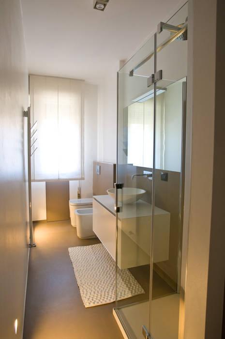 MARTA'S cristina mecatti interior design Bagno in stile classico