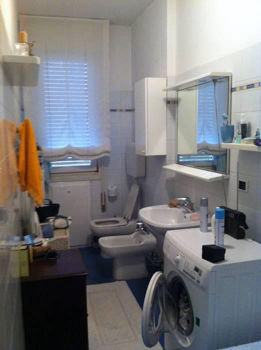 cristina mecatti interior design Classic style bathroom