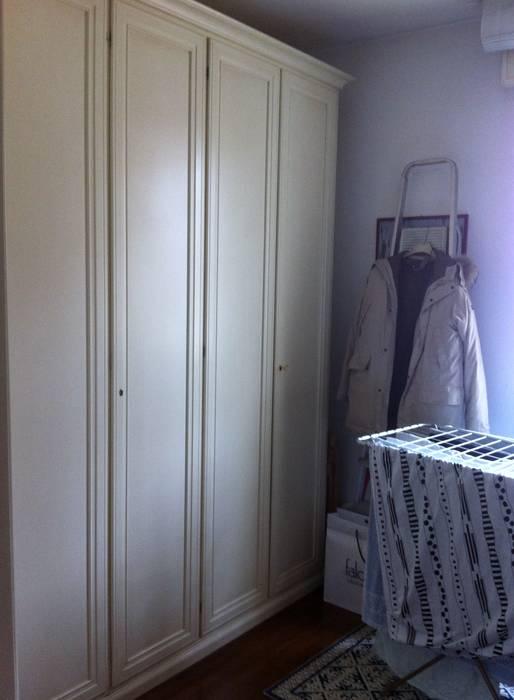 PRIMA cristina mecatti interior design Studio in stile classico