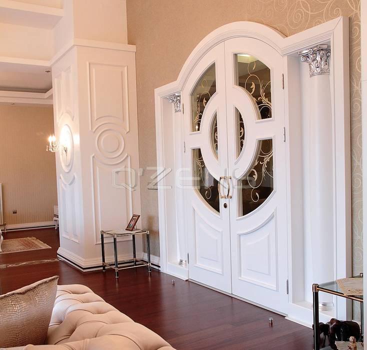 Keskin Konutu Modern Pencere & Kapılar QZENS MOBİLYA Modern