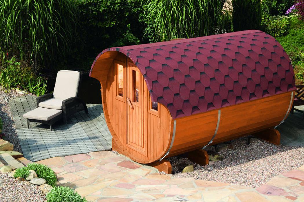 by Gartenhaus2000 GmbH Scandinavian Wood Wood effect