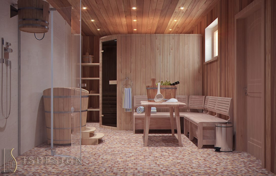 Spa de estilo  por ISDesign group s.r.o., Clásico