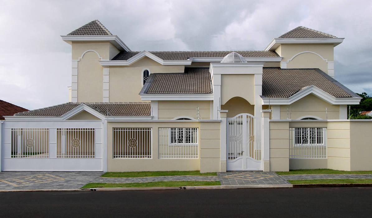 Casas de estilo  por Luciano Esteves Arquitetura e Design ,