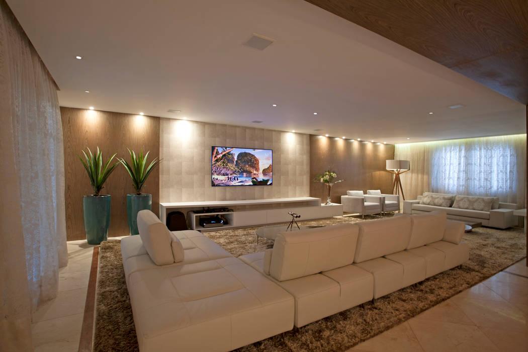 Tropische Wohnzimmer von homify Tropisch