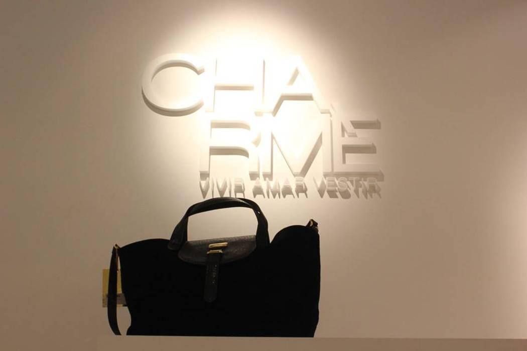 Boutique Charme Centros comerciales modernos de DX ARQ - DisegnoX Arquitectos Moderno