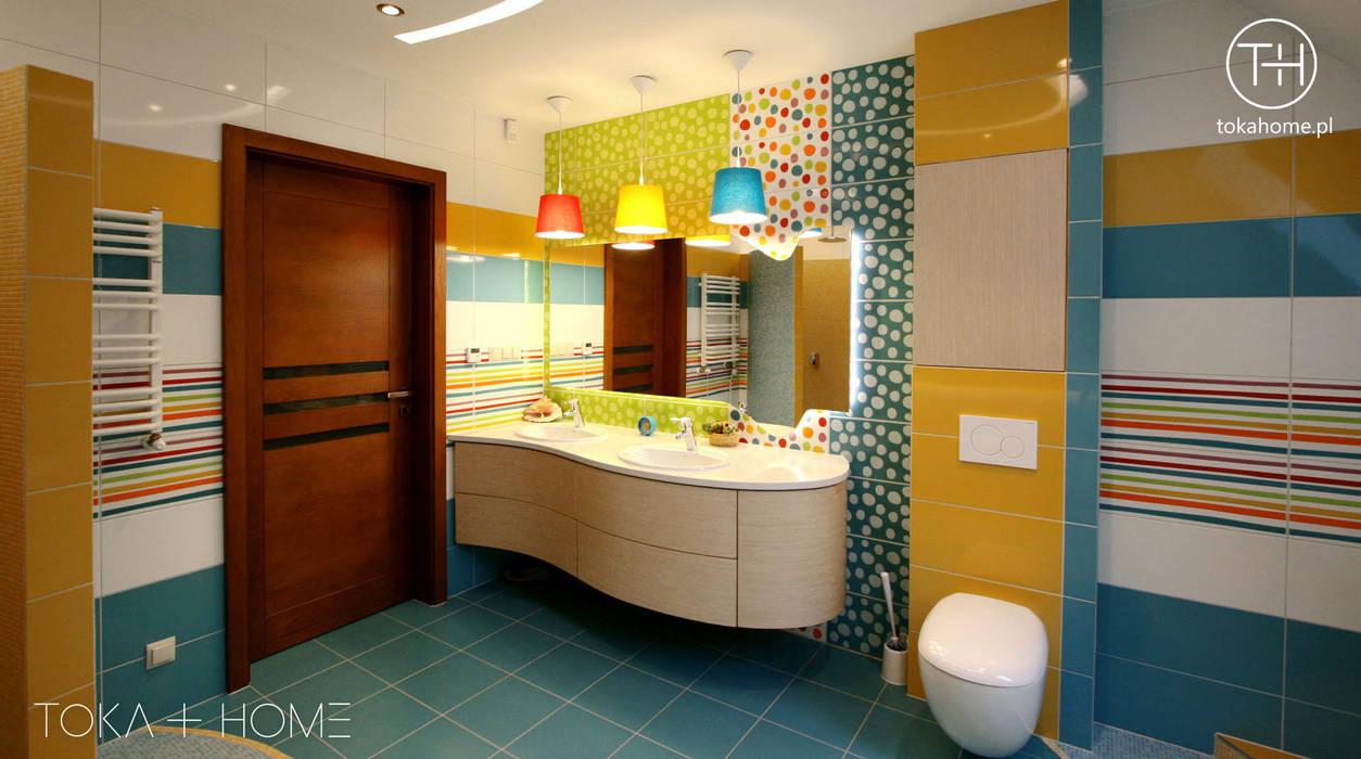 Zaczarowany świat łazienka Dla Dzieci Styl W Kategorii