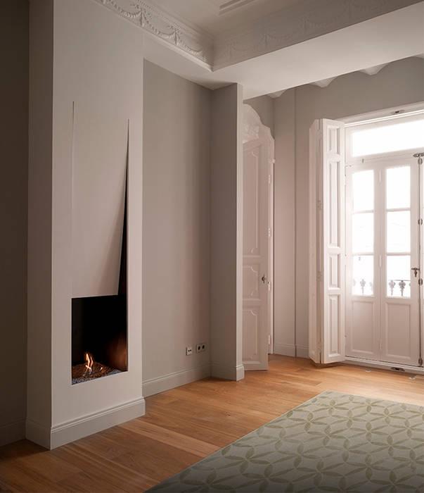 Living room by Sanchez y Delgado