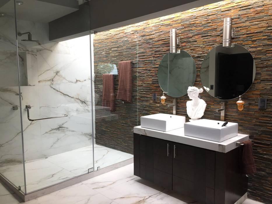 Ванные комнаты в . Автор – The arkch's Arquitectos, Модерн