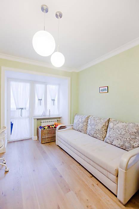 Dormitorios infantiles de estilo escandinavo de homify Escandinavo