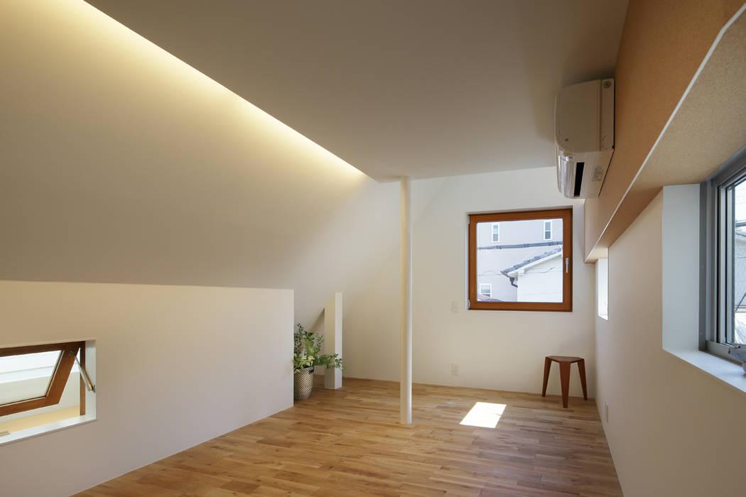 白金の家 アトリエ スピノザ 北欧デザインの 子供部屋