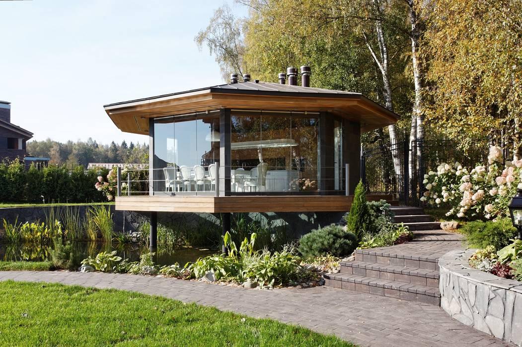 Casas de estilo clásico de ARCHDUET&DA Clásico