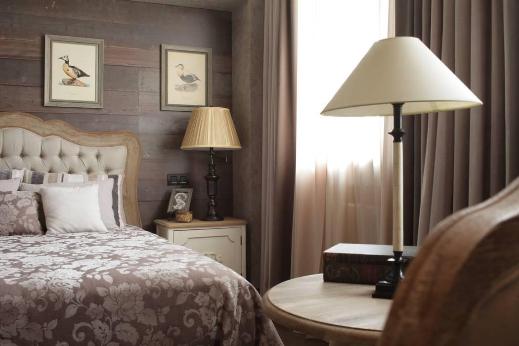 Apartment in Kurkino (Moscow) RU: Chambre de style  par Petr Kozeykin Designs LLC, 'PS Pierreswatch'