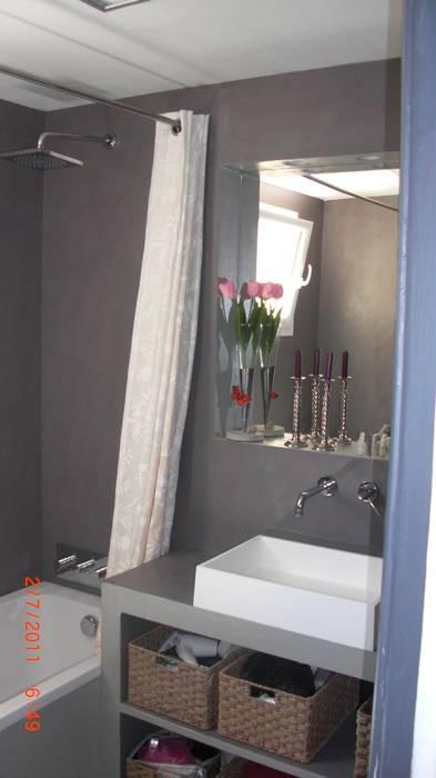 Rénovation complète d\'un appartement des année 70. : salle ...